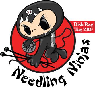 DIshRagTag Needling Ninjas!